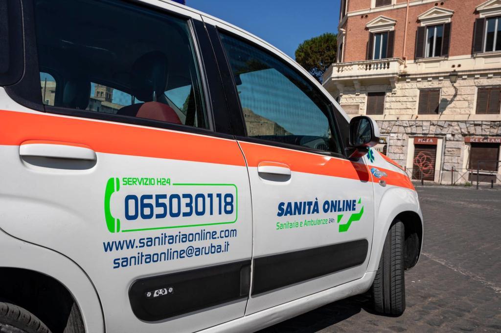 Sanità online Roma